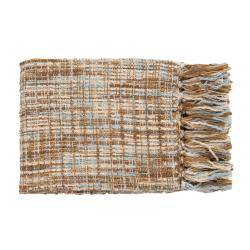 Polar Woven Acrylic Throw
