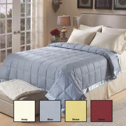 Premier Dot Detail 300 Thread Count Natural Down Blanket