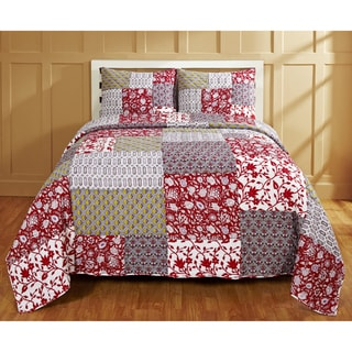 Laney 3-piece Quilt Set