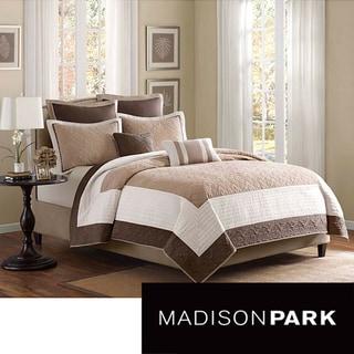 Madison Park Danville 7-piece Coverlet Set