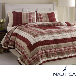 Nautica Walnut Creek Quilt