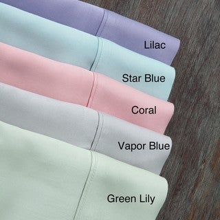 Rayon from Bamboo King and Cal-King Sheet Sets