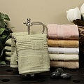 Ringspun Cotton Hand Towels (6 pc Set)