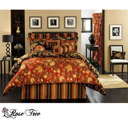 Rose Tree Carlton Full-size 4-piece Comforter Set