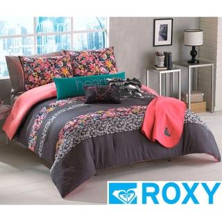 Roxy Samantha Floral Comforter Set