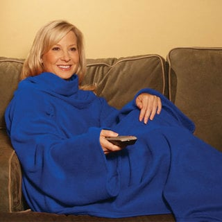 Royal Blue Adult-size Snuggie