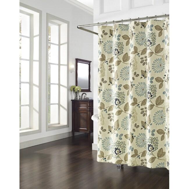 Ruthie Jardin Shower Curtain