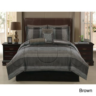 Safari 7-piece Reversible Comforter Set
