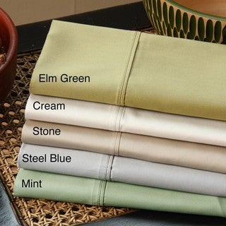 Sateen 400 Thread Count Deep-pocket Sheet Set