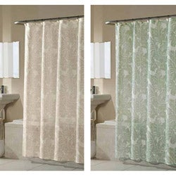 Savannah Fabric Shower Curtain