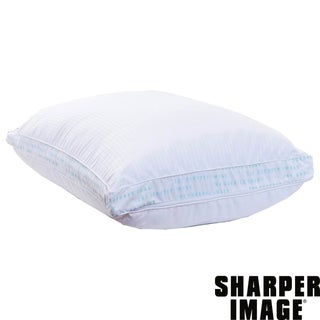 Sharper Image Adjustable Memory Foam Pillow