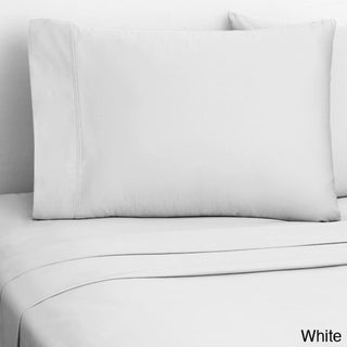 410 Thread Count Percale Sheet and Pillowcase Separates