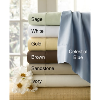 Basics Egyptian Cotton Collection 300 Thread Count Sheet Set