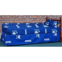 Duke University Blue Devils 200 Thread Count Sheet Set