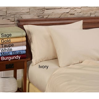 Egyptian Cotton 1000 Thread Count Oversized Sheet Set