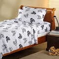 Expressions Microfiber Skull Full Sheet Set