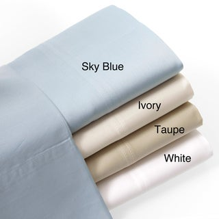 Luxury Cotton Sateen 360 Thread Count Deep Pocket 6-piece Sheet Set