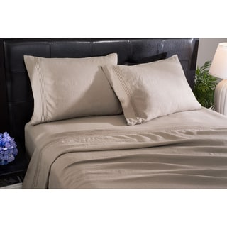 Roxbury Park Baratto Linen Prairie Sheet Set