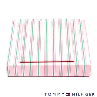 Tommy Hilfiger Collegiate Stripe Cotton Sheet set
