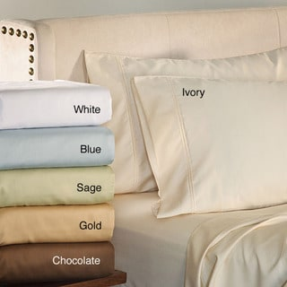 Welspun Perfect Touch 440Thread Count Flexfit Deep Pocket Sheet Set