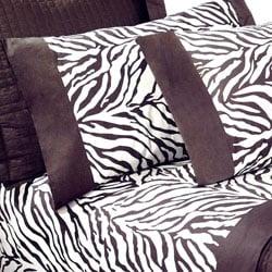 Zebra 200 Thread Count Cotton Sheet Set