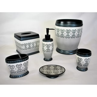 Sherry Kline Abingdon 6-piece Bath Accessory Set
