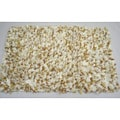 Sherry Kline &#39;Angelina&#39; Off-white Paper Feather Bath Rug