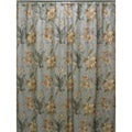 Sherry Kline Villa Flora Shower Curtain Set