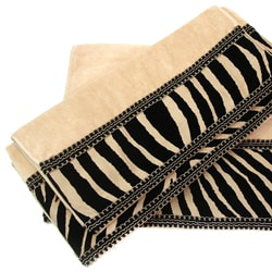 Sherry Kline Zuma Decorative 3-piece Towel Set