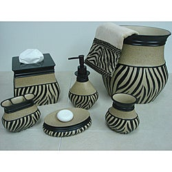 Sherry Kline 'Zuma' 6-piece Bath Accessory Set