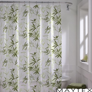Maytex  Zen Garden Shower Curtain