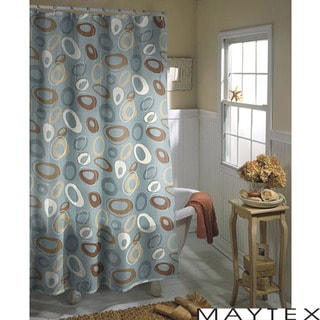 Maytex Dimensions Shower Curtain