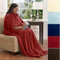 SoLoft Snuggle Slip Blanket with Sleeves