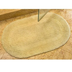 Spa Collection Beige Reversible 2,400-Gram Cotton Bath Mats (Set of Two)