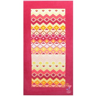 Steve Madden Sydney Berry Beach Towel