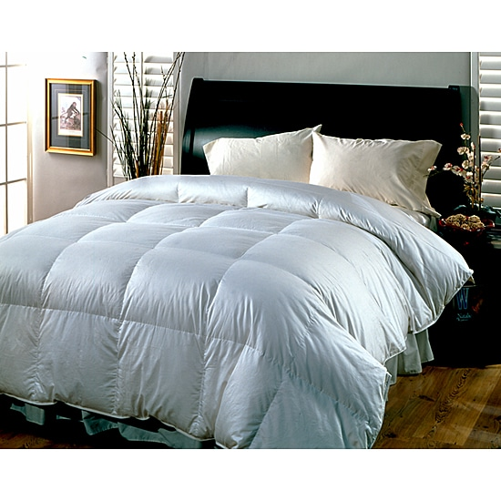 AT HOME by O Supreme 300 Thread Count All Season Down Blend Comforter at Sears.com