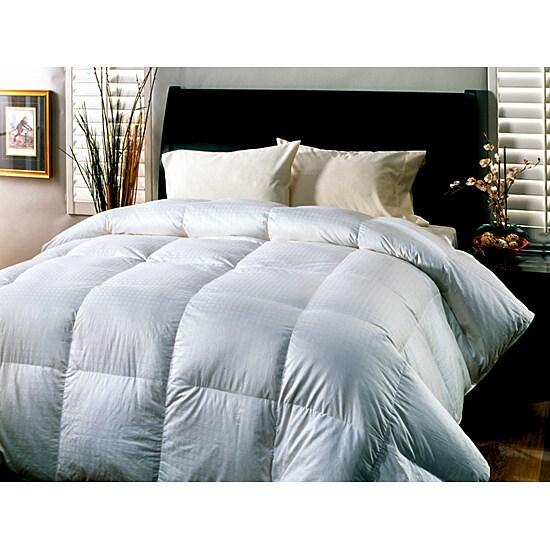 Swiss Dot 330 Thread Count Down Blend Comforter