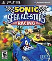 PS3 - Sonic and Sega All-Star Racing