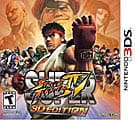 NinDS 3DS - Super Street Fighter IV: 3D Edition - By Capcom