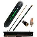Emerald Green Designer Wooden Pool/Billiard Stick (58 Inches)
