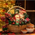 Medium Holiday Celebrations Christmas Basket