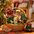 Small Holiday Celebrations Gift Basket