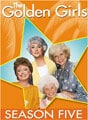 The Golden Girls: Season Five (DVD)