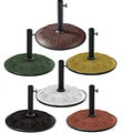 Resin Compound Roman Numeral Umbrella Stand