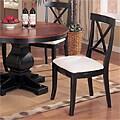 Столы в античном стиле могли быть как простыми рабочими, так и низкие...