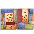 M. Everest Spring Moments Stretched Canvas Set