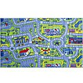 Driving Time Rug (3&#39;3 x 4&#39;11)