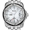 Bulova Millennia Men&#39;s Automatic Stainless Watch