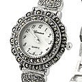 Geneva Marcasite Women's Antique Watch