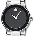 Movado Safiro Women's Steel Quartz Watch